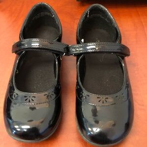 Girls Patent Leather Mary Jane Size 1